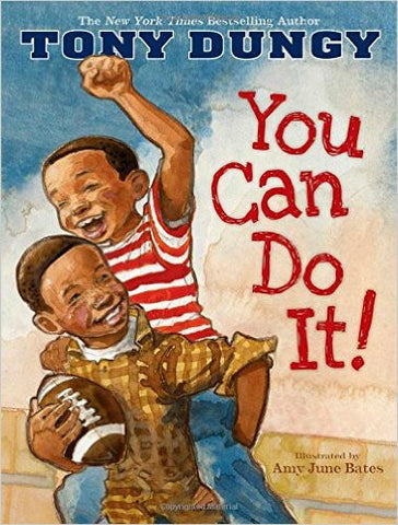 You Can Do It! - EyeSeeMe African American Children's Bookstore