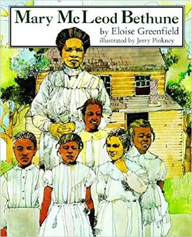 Mary McLeod Bethune - EyeSeeMe African American Children's Bookstore