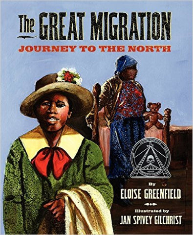 The Great Migration: Journey to the North - EyeSeeMe African American Children's Bookstore