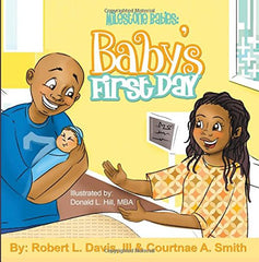 Milestone Babies: Baby's First Day (Volume 1)