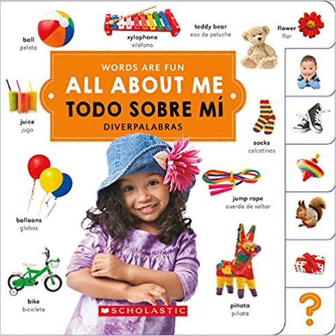 All About Me/ Todo Sobre Mi