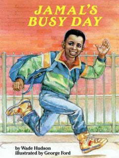 Jamal's Busy Day - EyeSeeMe African American Children's Bookstore