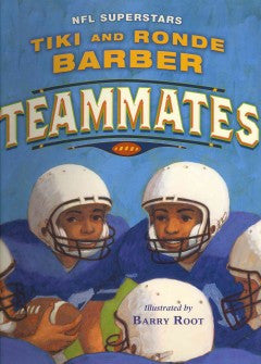Tiki and Ronde: Teammates (Series #8) - EyeSeeMe African American Children's Bookstore