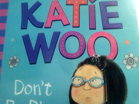 Katie Woo don't be blue - EyeSeeMe African American Children's Bookstore