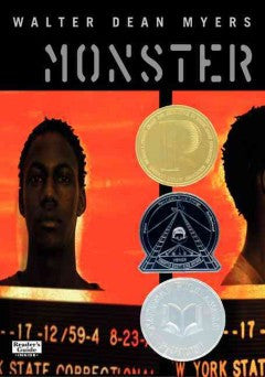 Monster - EyeSeeMe African American Children's Bookstore