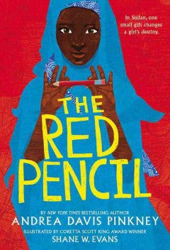 The Red Pencil - EyeSeeMe African American Children's Bookstore