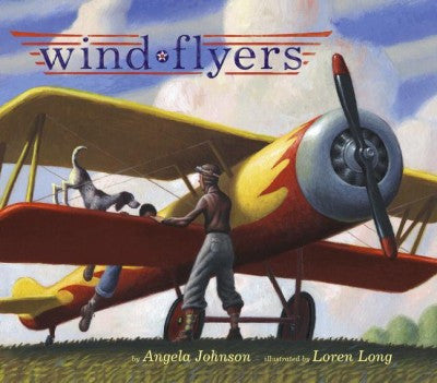 Wind Flyers   by Angela Johnson - EyeSeeMe African American Children's Bookstore