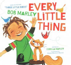 Bob Marley - Every Little Thing - EyeSeeMe African American Children's Bookstore