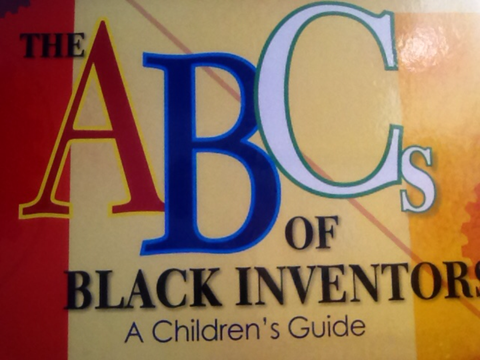 The  ABC's of Black Inventors - EyeSeeMe African American Children's Bookstore