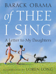 Of Thee I Sing - EyeSeeMe African American Children's Bookstore