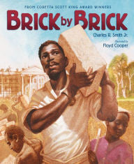 Brick by Brick - EyeSeeMe African American Children's Bookstore