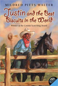 Justin and the Best Biscuits in the World - EyeSeeMe African American Children's Bookstore