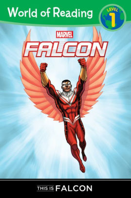 Marvel - World of Reading:  This Is Falcon ( Level 1)