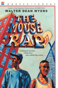 The Mouse Rap by Walter Dean Myers, Andy Bacha - EyeSeeMe African American Children's Bookstore