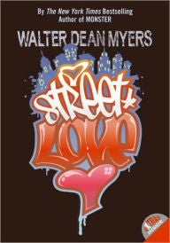 Street Love by Walter Dean Myers - EyeSeeMe African American Children's Bookstore