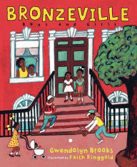 Bronzeville Boys and Girls - Poem - EyeSeeMe African American Children's Bookstore