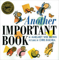 Another Important Book - EyeSeeMe African American Children's Bookstore
