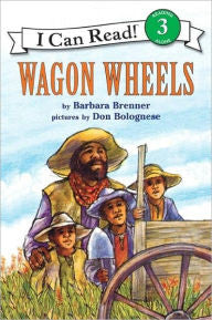 I can Read: Wagon Wheel ( level 3) - EyeSeeMe African American Children's Bookstore