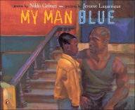 My Man Blue - EyeSeeMe African American Children's Bookstore