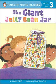 Level Readers:  The Giant Jellybean Jar - EyeSeeMe African American Children's Bookstore