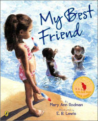 My Best Friend - EyeSeeMe African American Children's Bookstore