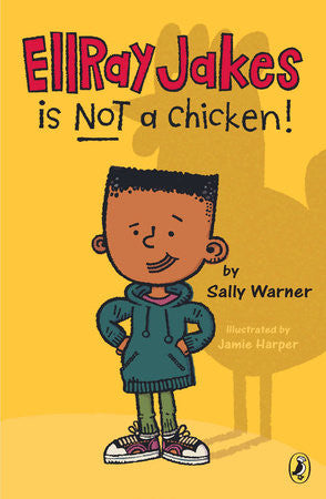 Ellray Jakes is Not a Chicken   (Series #1) - EyeSeeMe African American Children's Bookstore
