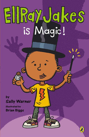 Ellray Jakes is Magic   (Series #6) - EyeSeeMe African American Children's Bookstore