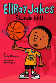 EllRay Jakes Stands Tall - EyeSeeMe African American Children's Bookstore