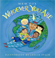 Whoever You Are - EyeSeeMe African American Children's Bookstore