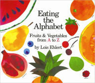 Eating the Alphabet: Fruits & Vegetables from A to Z - EyeSeeMe African American Children's Bookstore