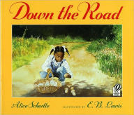Down the Road - EyeSeeMe African American Children's Bookstore