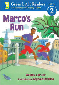 Green Light Readers: Marco's Run - EyeSeeMe African American Children's Bookstore
