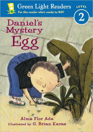 Daniel's Mystery Egg (Level 2) - EyeSeeMe African American Children's Bookstore