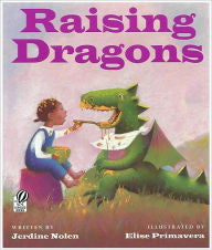 Raising Dragons - EyeSeeMe African American Children's Bookstore