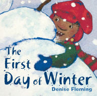 The First Day of Winter - EyeSeeMe African American Children's Bookstore