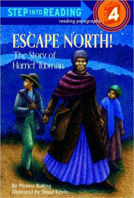 Escape North!: The Story of Harriet Tubman - EyeSeeMe African American Children's Bookstore