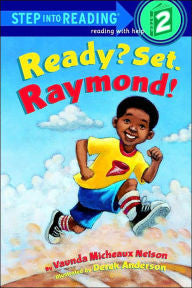 Ready? set Raymond - EyeSeeMe African American Children's Bookstore