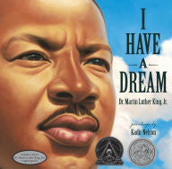 I Have a Dream - EyeSeeMe African American Children's Bookstore