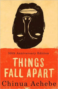 Things Fall Apart - EyeSeeMe African American Children's Bookstore