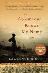 Someone Knows My Name - EyeSeeMe African American Children's Bookstore