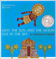 Why the Sun and the Moon Live in the Sky - EyeSeeMe African American Children's Bookstore