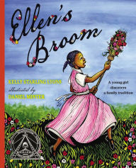 Ellen's Broom - EyeSeeMe African American Children's Bookstore