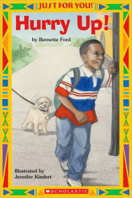 Hurry Up! - EyeSeeMe African American Children's Bookstore