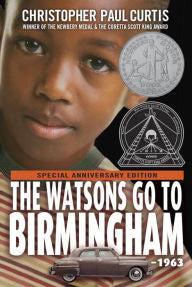 The Watsons Go to Birmingham -1963 - EyeSeeMe African American Children's Bookstore