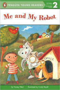Me and My Robot - EyeSeeMe African American Children's Bookstore