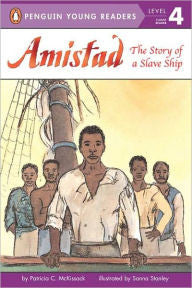 Amistad: The Story of a Slave Ship - EyeSeeMe African American Children's Bookstore