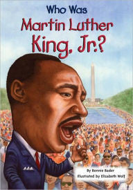 Who was Martin Luther King Fr.? - EyeSeeMe African American Children's Bookstore