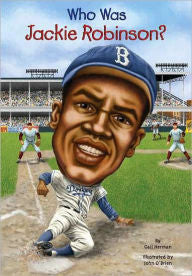 Who Was Jackie Robinson? - EyeSeeMe African American Children's Bookstore