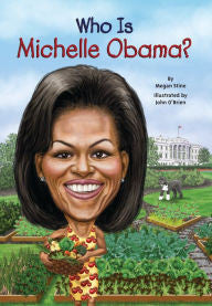 Who is Michelle Obama? - EyeSeeMe African American Children's Bookstore