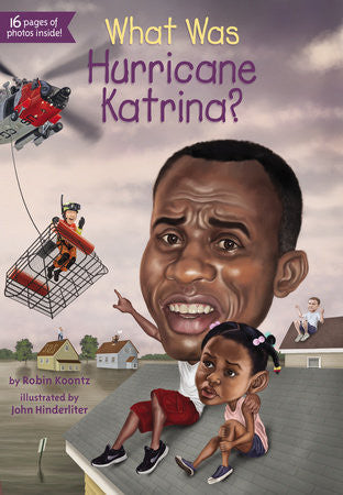 What Was Hurricane Katrina? - EyeSeeMe African American Children's Bookstore